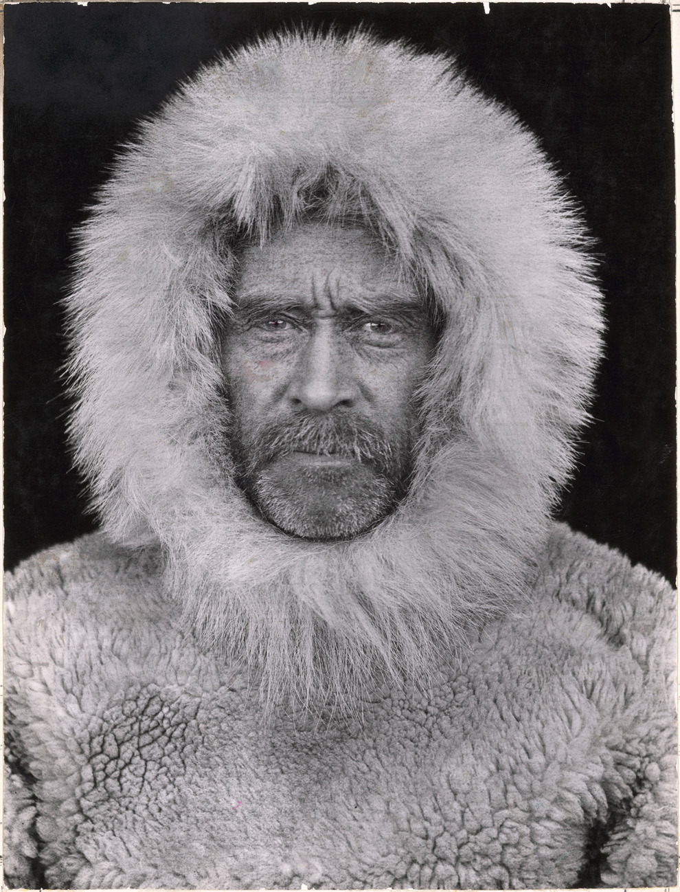 Cmdr. Robert E. Peary's 1909 expedition to the North Pole