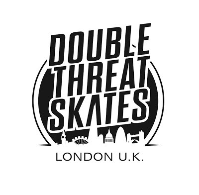 jontsvideodump submitted. Double Threat Skates logo.