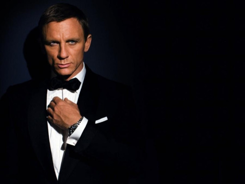 Skyfall made me fall in love with James Bond <3