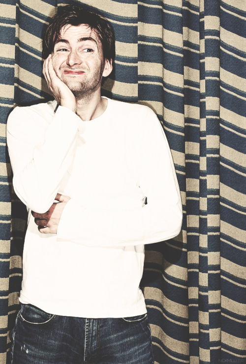 nickmilller:  « [13/100] » pictures of David Tennant