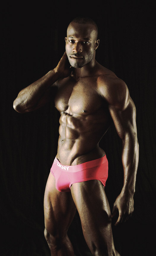 absolutelyphyne:  Model: CJ Johnson