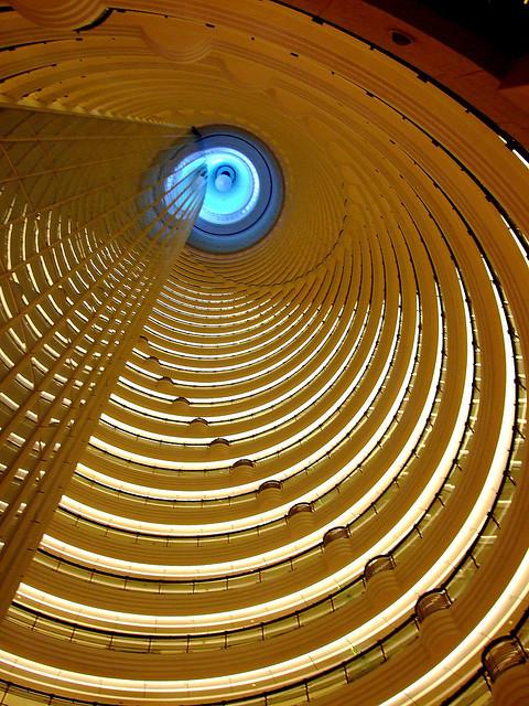 Shanghai Grand Hyatt by [Jim] on Flickr.