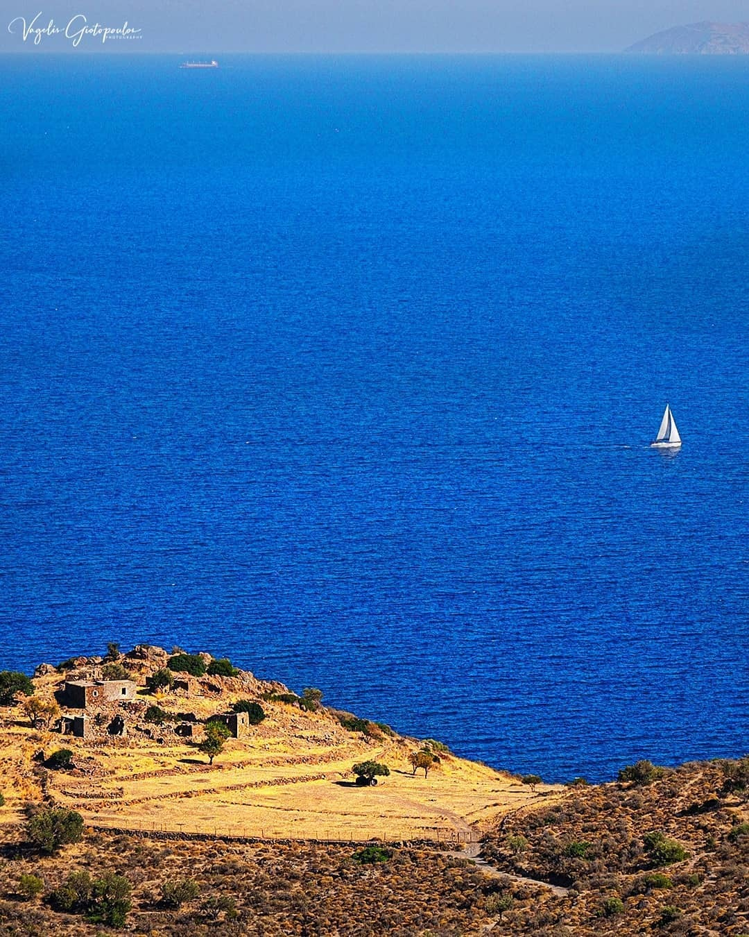 Aegina - Greece by Vagelis Giotopoulos. #greece#europe#seascape#sea#travel#aegina#saronic islands#sea view#greek islands#central greece