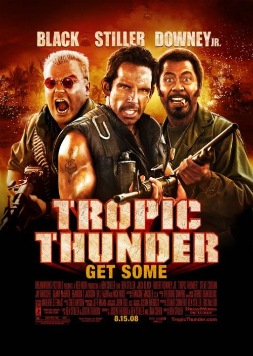 Movie #21 of 2013: Tropic Thunder