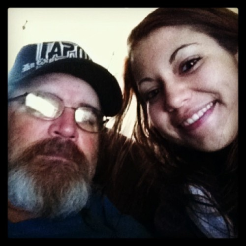 I'm lucky to call this amazing man my father. Happy birthday daddy I love you more than any goat ;)