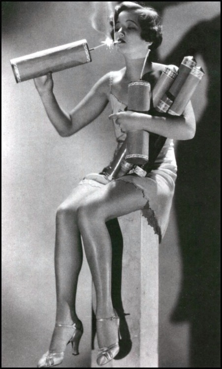 (via The Pictorial Arts: Oh, Hey!)  Arline Judge — Girl Crazy — 1932