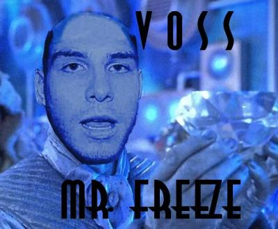 """MR. FREEZE"" IS HERE.purchase the single here for only $1 (or more if you're feeling generous) to also get the clean version, instrumental AND some hidden bonus tracks: http://voss.bandcamp.com/album/mr-freeze-singleor download just the song for FREE here: https://soundcloud.com/vosstherapper/mr-freezeaaaaand here's the YouTube link: http://www.youtube.com/watch?v=W-vwnKNJ75cs/o to Ask? on the beat!THAT BOY COOOOOLDPLEASE RE BLOG IF YOU'RE FEELIN IT!!!!!!!!!"