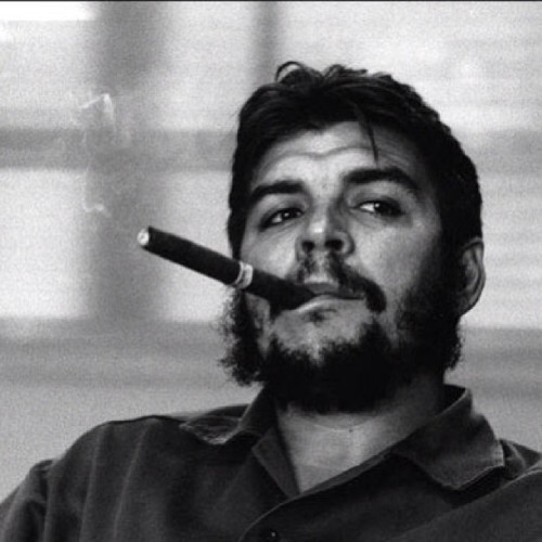 #badass #hero #CheGuevara #rebel #revolutionary #cuba #southamerica I'm sorry the #CIA had you murdered
