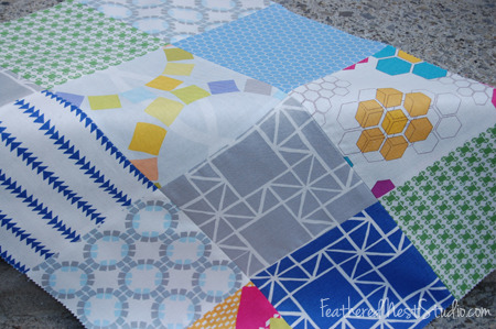 Quilted MatAre you doing the Quilted Mat Sew Along? Even though I have made quilts before, I am still a newbie…View Post