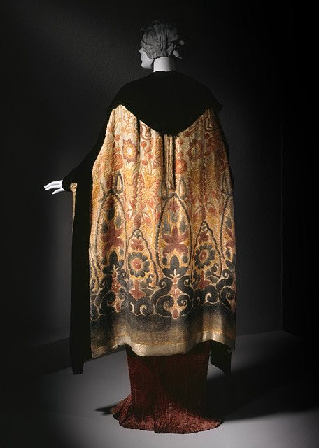 Wrap Jeanne Lanvin, 1914 The Los Angeles County Museum of Art