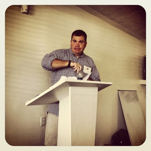 Danimal from C of C Yo!!!! #RUF #sucowk1   (at Laguna Beach Christian Retreat)