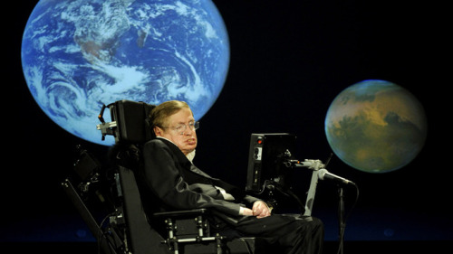 laughingsquid:  Stephen Hawking Says That Mankind Has 1,000 Years to Escape Earth  Boy, we sure ruined that planet fast.