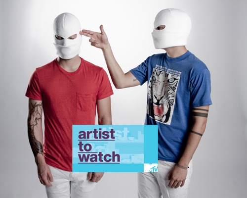 twenty | one | pilots have been named one of MTV's 2013 Artist to Watch! Tweet and Instagram this news with the hashtag #MTVArtistToWatch
