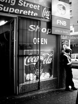 Photography - Monochrome Cape Town