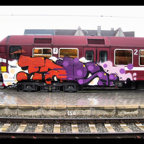 The party goes on: another #TAPS in Belgium!! by Paintedtrains on Flickr.