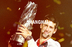 By capturing the Monte Carlo title in 2013, Novak Djokovic becomes the first man to have won eight of the nine Masters 1000 trophies.