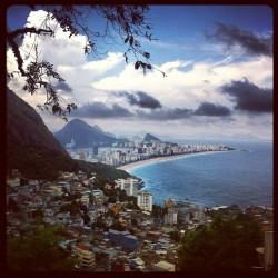 at Alto Vidigal