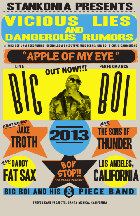 """Apple Of My Eye"" by Big Boi feat. Jake Troth & Epic Meal Time http://youtu.be/3coiw25_vVE"