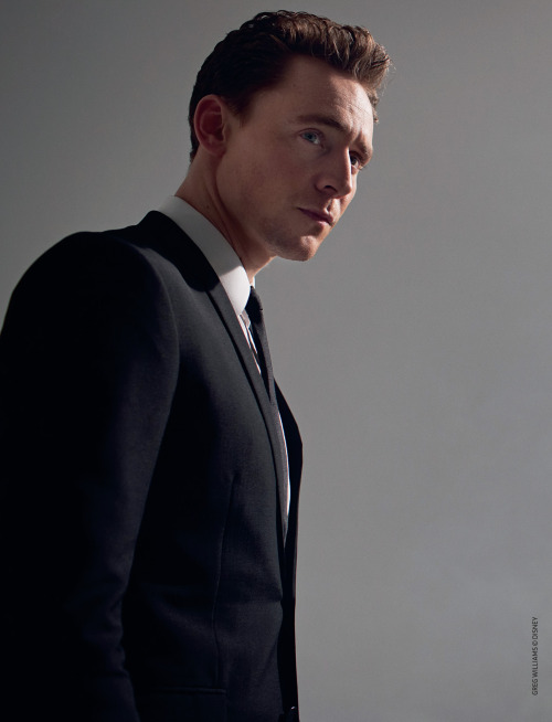 torrilla:  Tom Hiddleston voted as the Sexiest Actor in Total Film Issue 203 March 2013 [HQ]