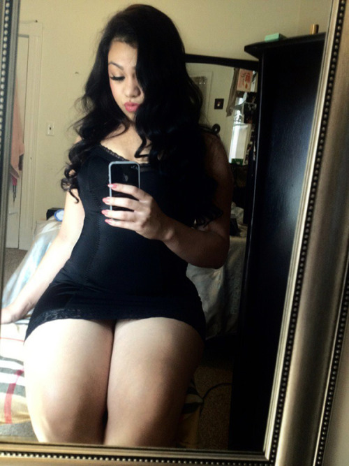 Thick Asian chick