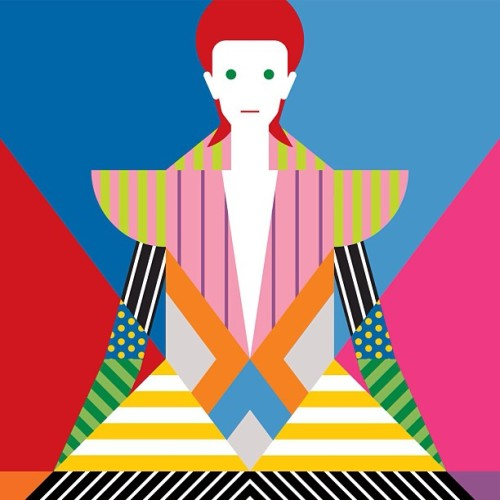 David Bowie by Craig & Karl