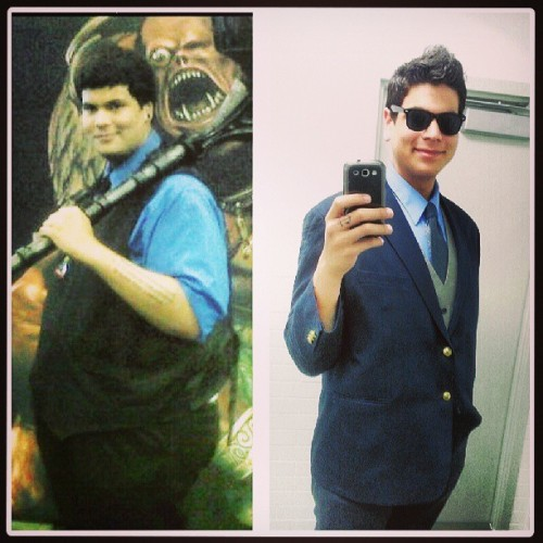 Three years and over 200 pounds difference. Oh the change. #weightloss #beforeandafter #throwbackthursday