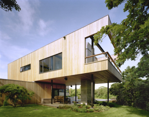 Residential Architecture: Bluff House by Robert Young..(via * Residential Architecture: Bluff House by Robert Young)