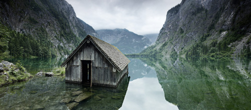 boathouse | Obersee, Germany photo by Jonathan Andrew