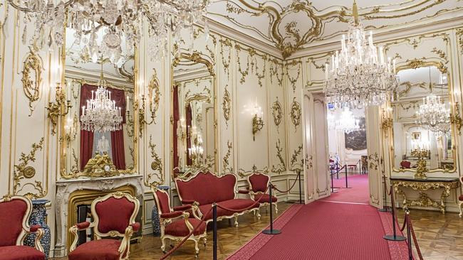 My Favorite Sanctuary Inside The Palace Sch 246 Nbrunn