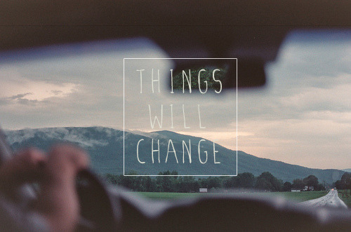thelovenotebook:  EVERYTHING LOVE & PERSONAL   Go go go go change come on yahoo less go