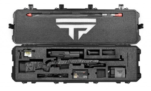 "$17,000 Linux-powered rifle brings ""auto-aim"" to the real world 