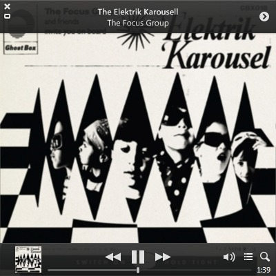 "A very mind fucking music. ""Elektrik Karousel"" album by 'The Focus Group'"