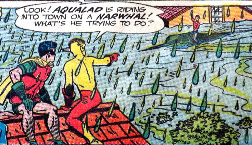 kryptongirl:  rraaaarrl:  Yeah seriously  Aqualad, be my best friend.