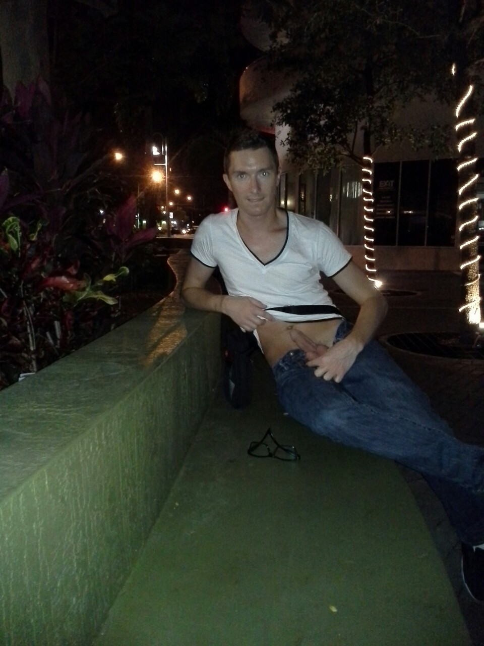 Horny in wilton manors