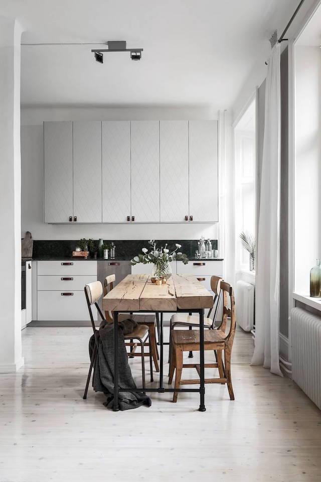 imoutsidelookingin - Lovely Swedish loft
