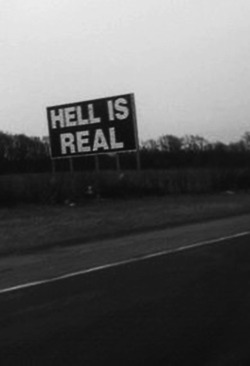 klavieratrek:  Hell Is Real  and it is other people