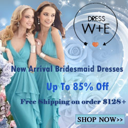 Cheap Bridesmaid Dresses Promotion of Dresswe.com