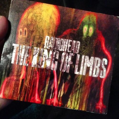 🎩👌 #thekingoflimbs #RadioHead