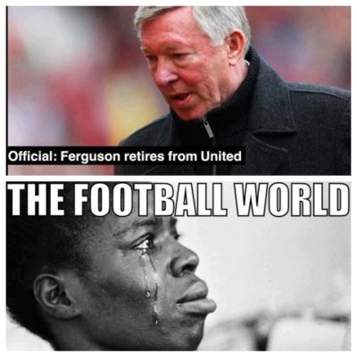 O Lord, why? 😭 #ThankYouSirAlex – View on Path.