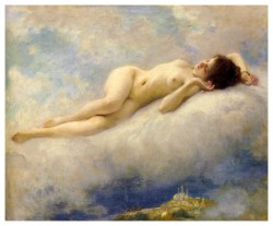 zombienormal:  Dream of the Orient, Charles-Amable Lenoir, 1912.  Via.