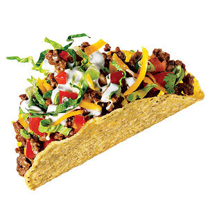 Daily Bite: You can never go wrong with the Classic Tex-Mex Taco!