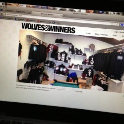 OMG finally open! Go check out the store at www.wolvesnwinners.com and if wanna buy something use the coupon code in my bio. Also follow @wolvesnwinners for updates and giveaways! #cheap #shop #stylish