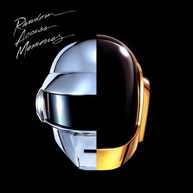 "under-radar-mag:  With an album as hyped as this, Daft Punk's first LP in eight years if you discount the Tron: Legacy score, it's probably worthwhile actually addressing the instantly tossed off online community reactions. So to all those cries of ""Waaaahhh it's not Homework!"" we'd like to paraphrase Bart Simpson and reply ""What? They're giving you 75 minutes of entertainment to stream for free. What could they possibly owe you?"" (via Daft Punk: Random Access Memories (Columbia/Daft Life Limited) 