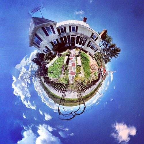 My oz  #stereographic