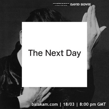 http://balakam.com/search/item?id=16443188 - Tonight on Jo Whiley, David Bowie's new album The Next Day will be reviewed. It's the first album from the iconic British singer in 10 years and it's making was one of the best kept secrets in music.