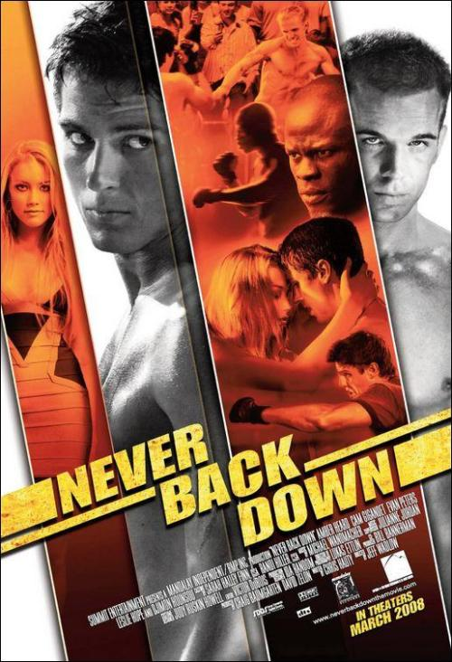 Rompiendo las Reglas - Never Back Down