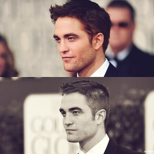 Robert Pattinson at the Golden Globes 2011 - 2013