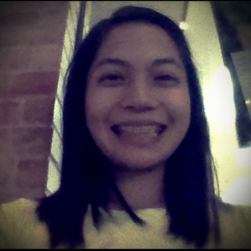 Unwind.. @ glorietta .. :D (Photo taken and uploaded via MOLOME )