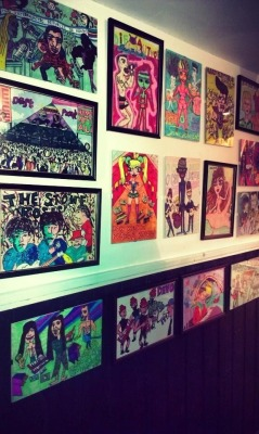 UP CLOSE: Coolness art exhibition