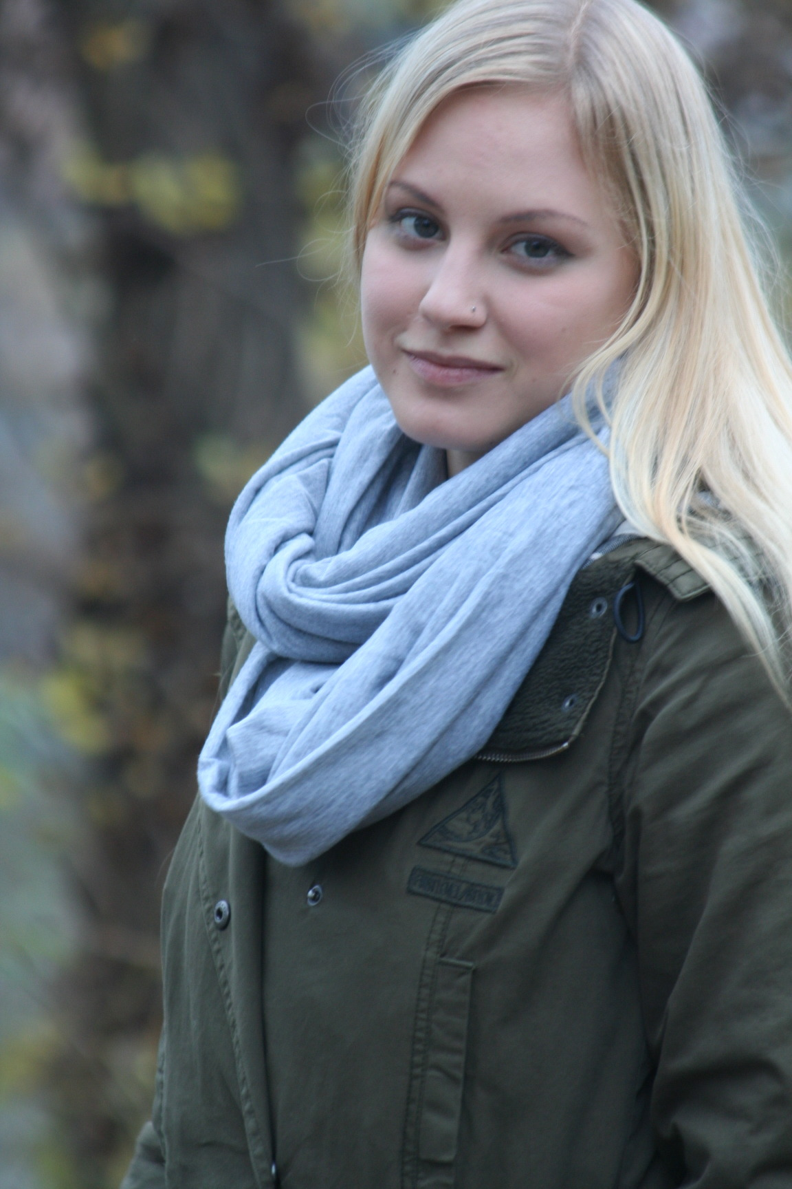 Shooting am Donaukanal (November 2012) /w Kathi B.